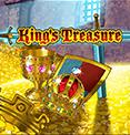В Вулкан Вегас казино игровой автомат Сокровища Короля